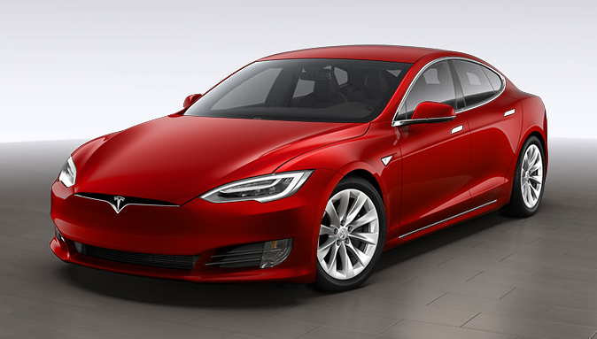 Tesla Model S updated with new looks, equipment Image #476086