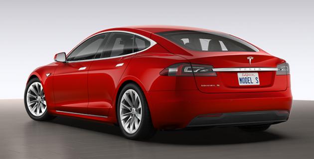 2016 Tesla Model S facelift 3