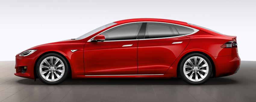 Tesla Model S tampil dengan imej dan elemen baharu Image #476107