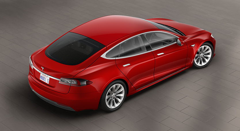 Tesla Model S updated with new looks, equipment Image #476089