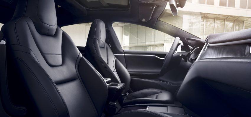 Tesla Model S tampil dengan imej dan elemen baharu Image #476109
