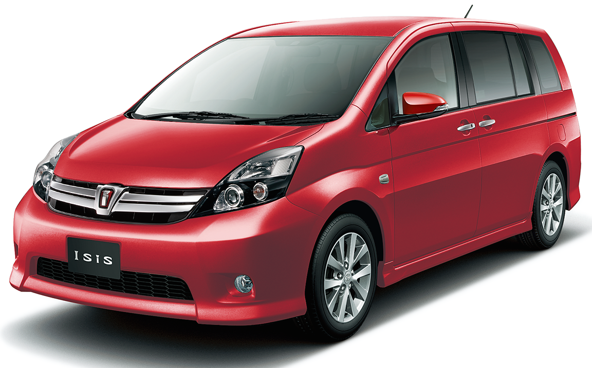 Back to Story: 2016 Toyota Isis MPV gets mild updates in Japan