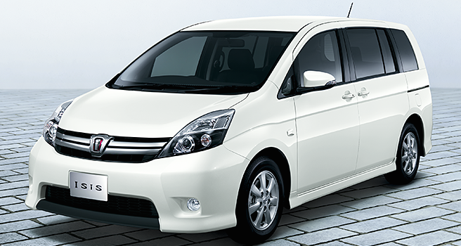 2016 Toyota Isis Mpv Gets Mild Updates In Japan Paul Tan