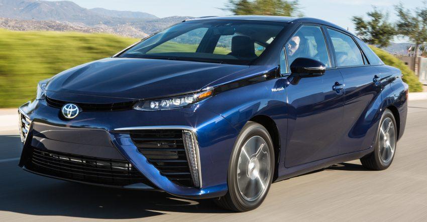 Toyota Mirai c – smaller, cheaper FCV planned for 2019 Image #486620