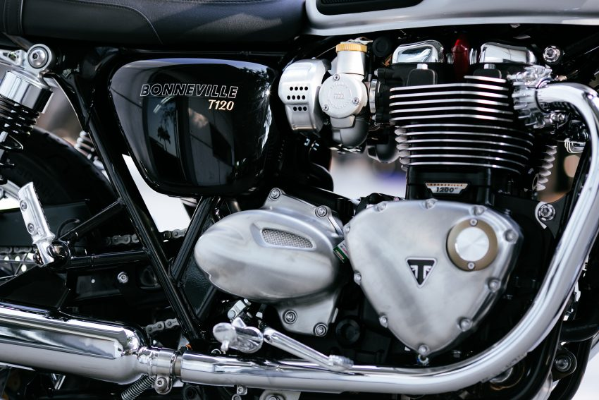 2016 Triumph Bonneville T120, T120 Black and Thruxton R official Malaysian release – from RM79,900 Image #478680