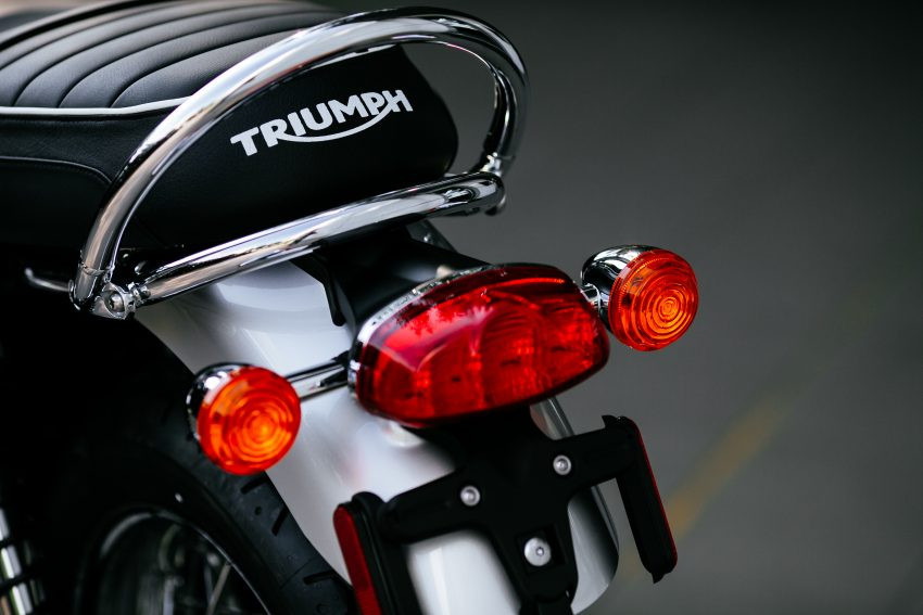 2016 Triumph Bonneville T120, T120 Black and Thruxton R official Malaysian release – from RM79,900 Image #478681