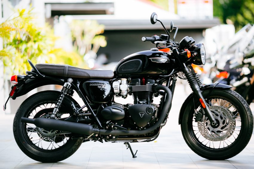 2016 Triumph Bonneville T120, T120 Black and Thruxton R official Malaysian release – from RM79,900 Image #478665