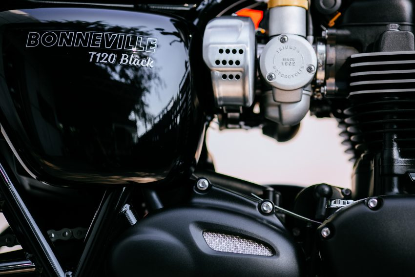 2016 Triumph Bonneville T120, T120 Black and Thruxton R official Malaysian release – from RM79,900 Image #478669