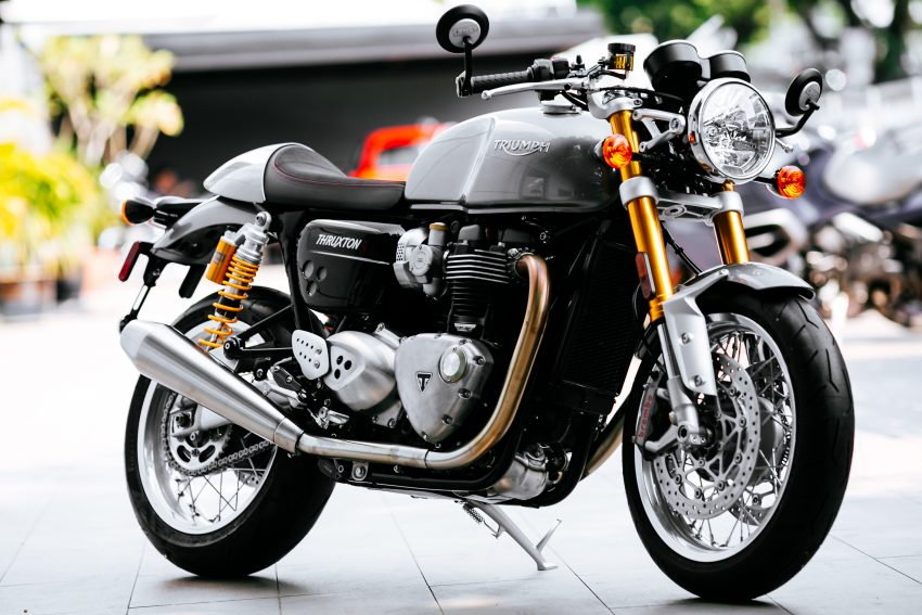 2016 Triumph Bonneville T120, T120 Black and Thruxton R official Malaysian release – from RM79,900 Image #478686
