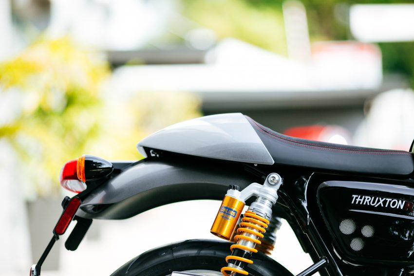 2016 Triumph Bonneville T120, T120 Black and Thruxton R official Malaysian release – from RM79,900 Image #478698
