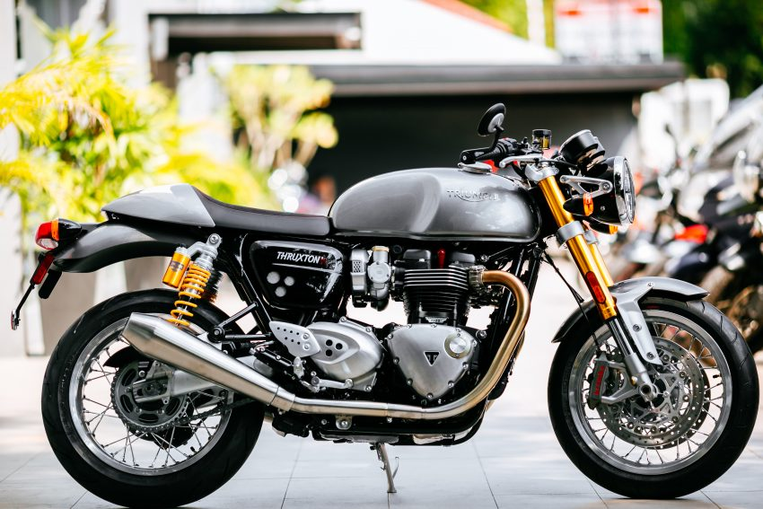 2016 Triumph Bonneville T120, T120 Black and Thruxton R official Malaysian release – from RM79,900 Image #478687