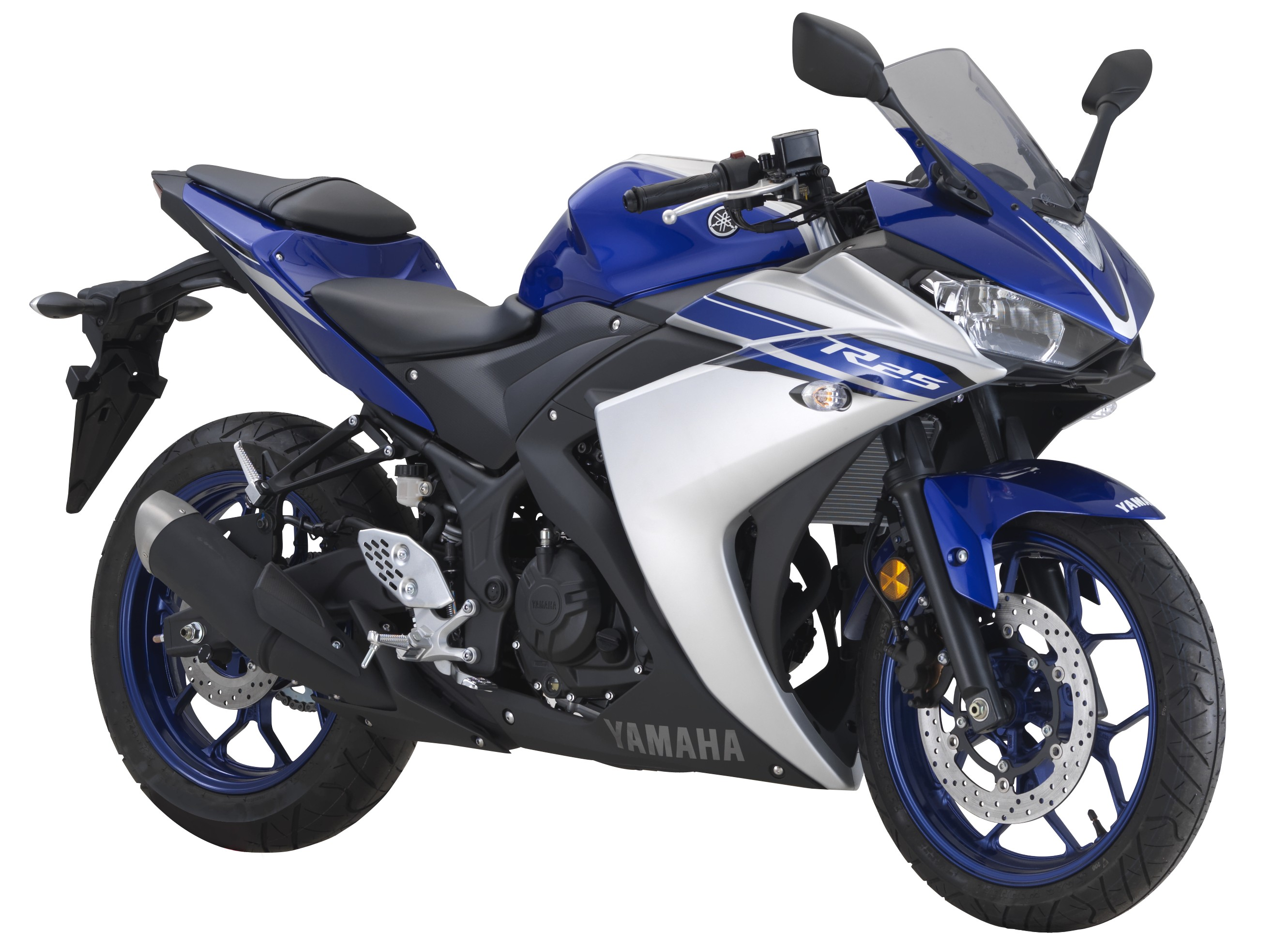 2016 yamaha yzf r25 with new colours rm20 630 ForYamaha Yzf R25
