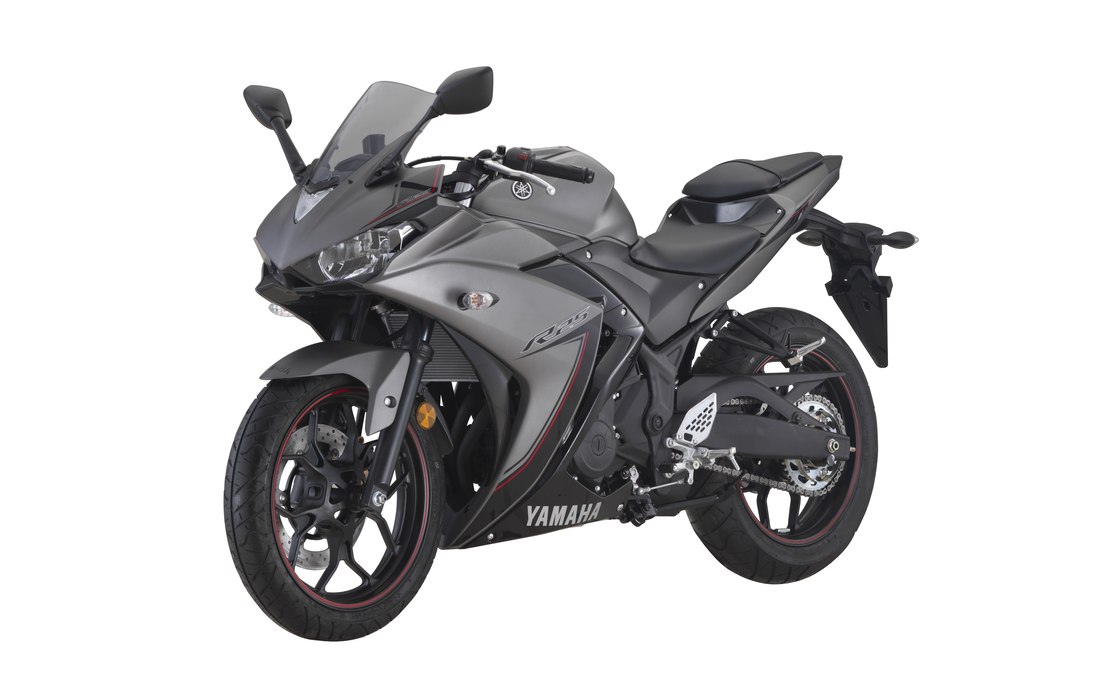 2016 yamaha yzf r25 with new colours rm20 630 image 470686 for Yamaha yzf r25