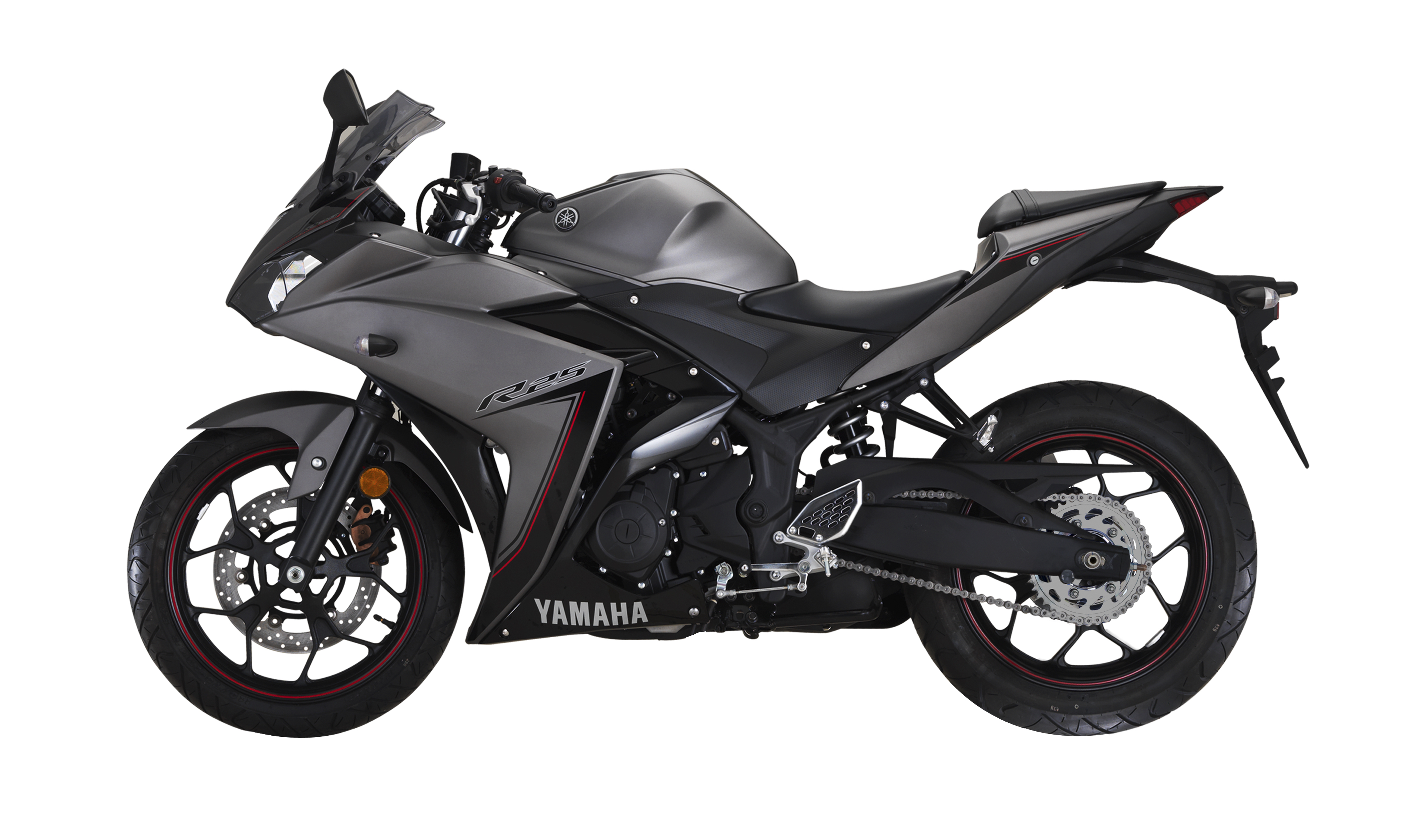 Yamaha R All Colours