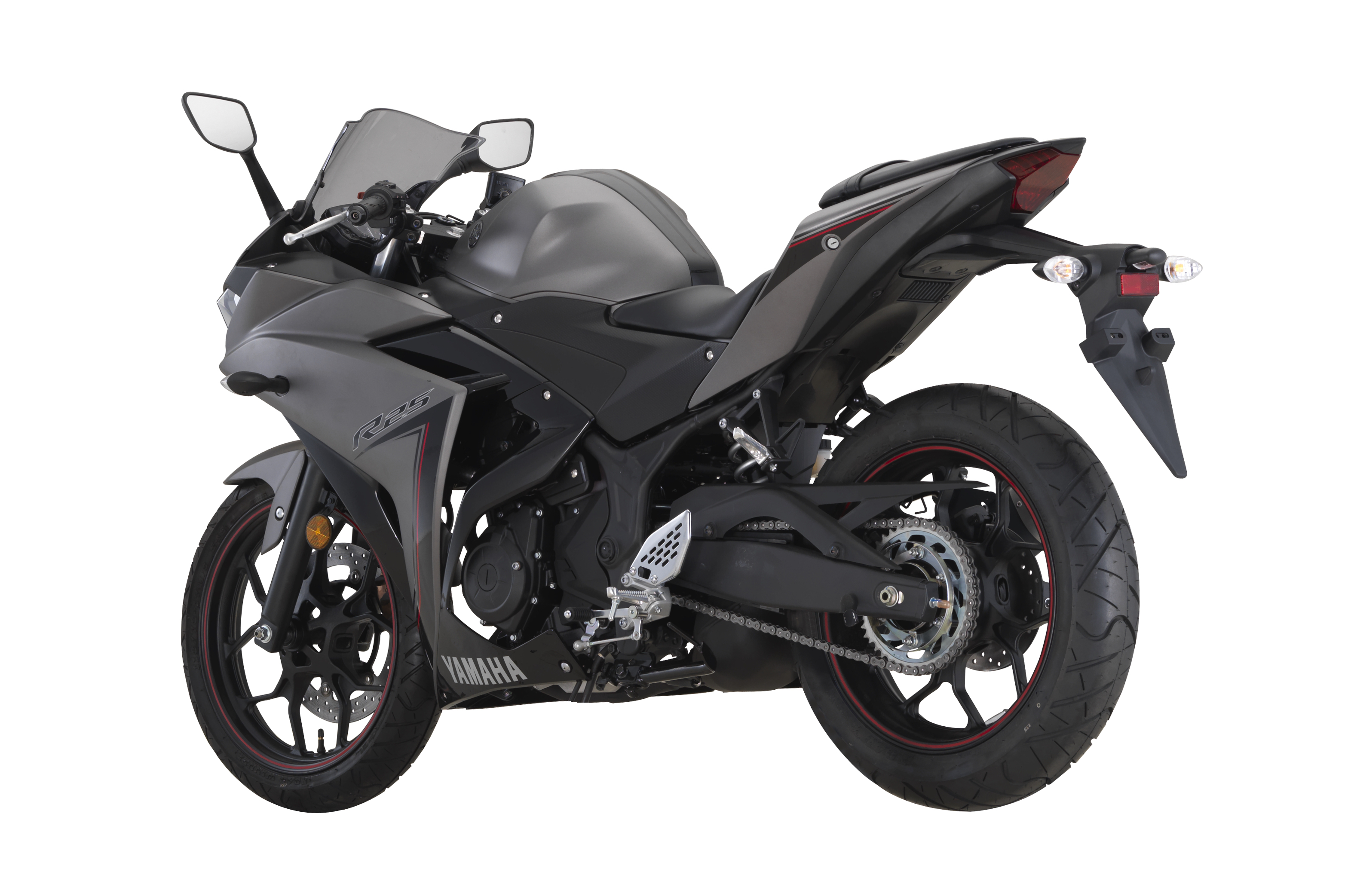 2016 Yamaha YZF-R25 with new colours – RM20,630 Image 470688