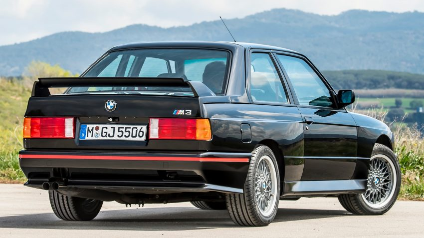 GALLERY: BMW M4 GTS – with E30, E36, E46, E92 M3s Image #477851