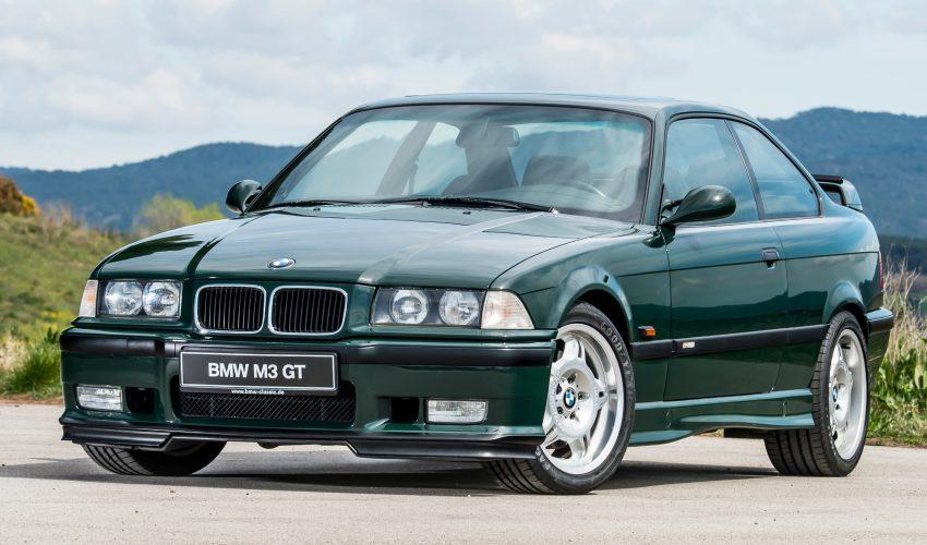 GALLERY: BMW M4 GTS – with E30, E36, E46, E92 M3s Image #477860