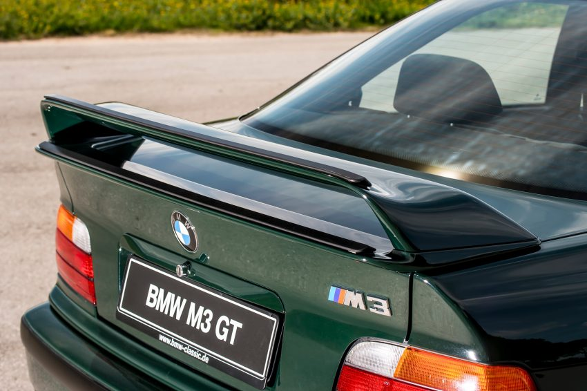 GALLERY: BMW M4 GTS – with E30, E36, E46, E92 M3s Image #477863