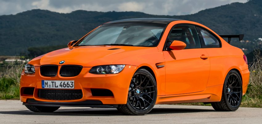GALLERY: BMW M4 GTS – with E30, E36, E46, E92 M3s Image #477880