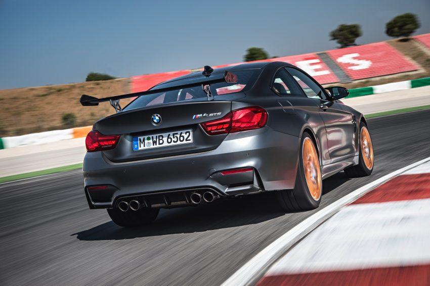 GALLERY: BMW M4 GTS – with E30, E36, E46, E92 M3s Image #477763