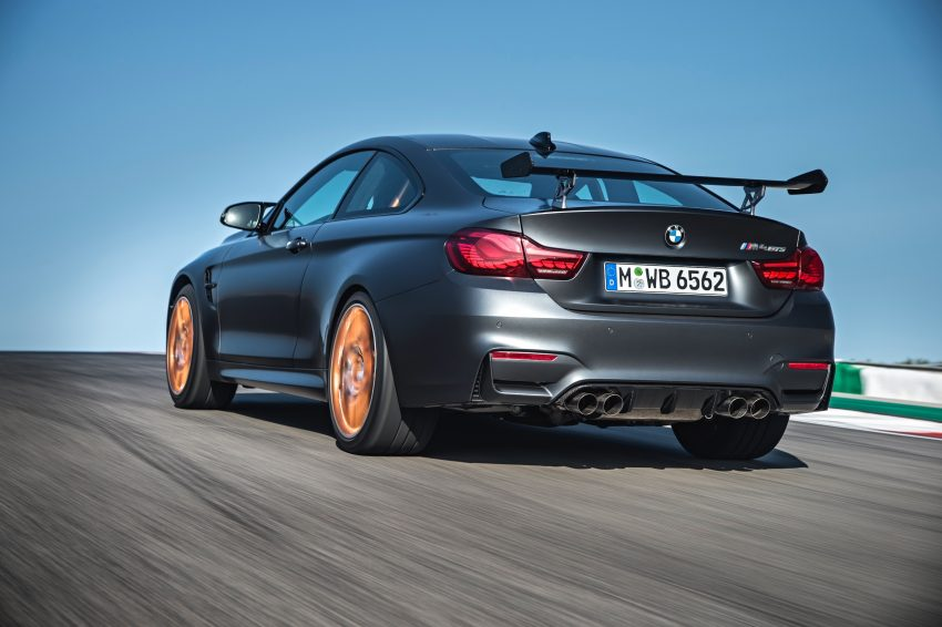 GALLERY: BMW M4 GTS – with E30, E36, E46, E92 M3s Image #477766