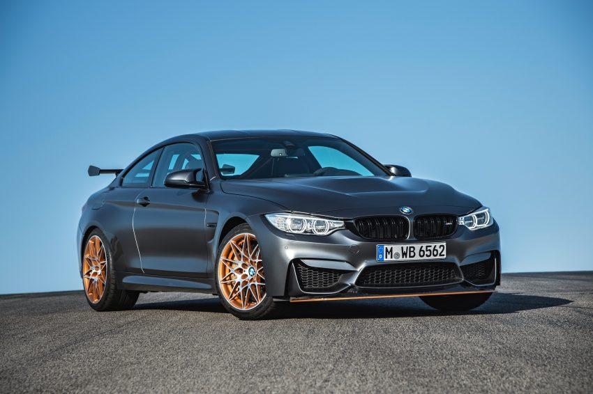 GALLERY: BMW M4 GTS – with E30, E36, E46, E92 M3s Image #477767