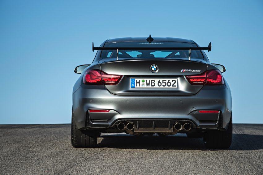 GALLERY: BMW M4 GTS – with E30, E36, E46, E92 M3s Image #477770
