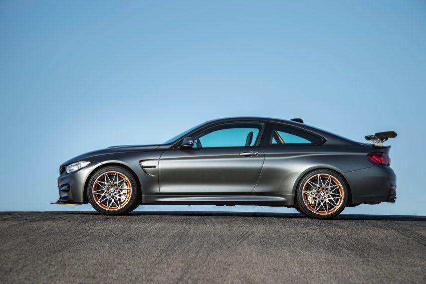 GALLERY: BMW M4 GTS – with E30, E36, E46, E92 M3s Image #477771