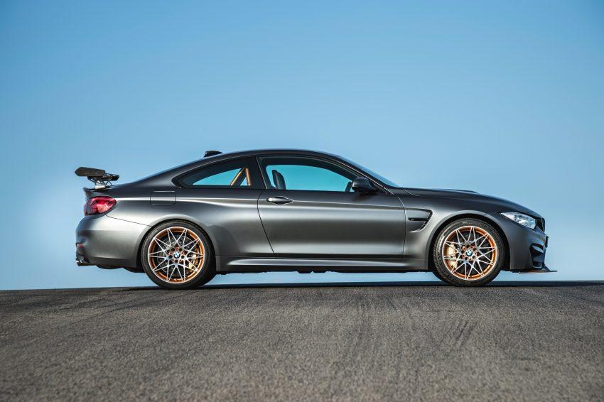 GALLERY: BMW M4 GTS – with E30, E36, E46, E92 M3s Image #477772