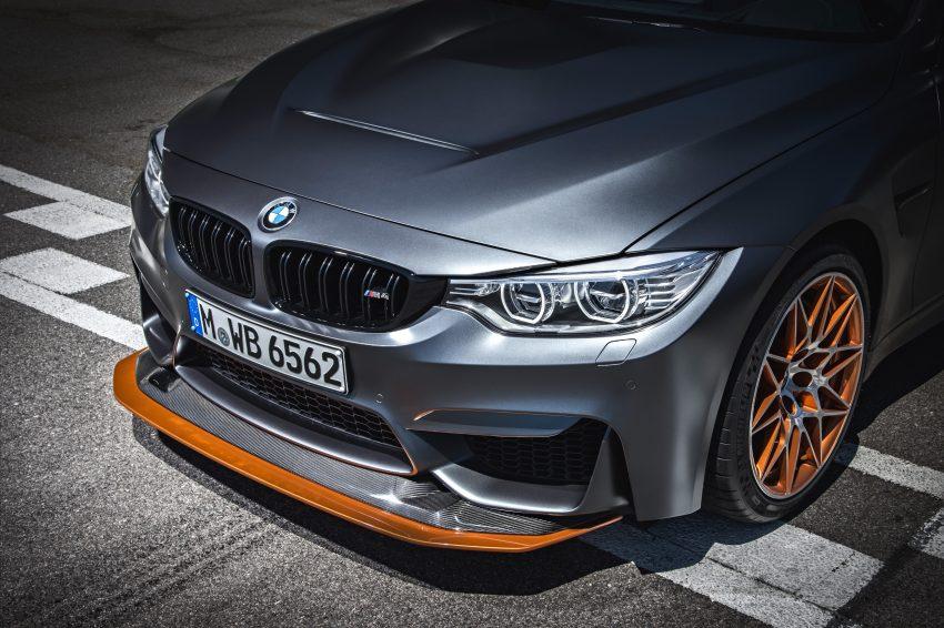 GALLERY: BMW M4 GTS – with E30, E36, E46, E92 M3s Image #477778