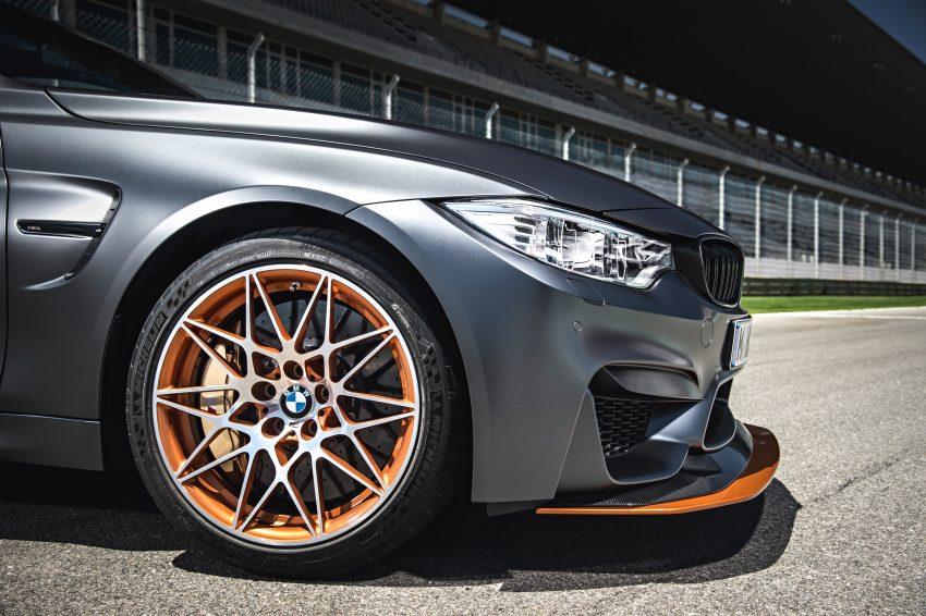 GALLERY: BMW M4 GTS – with E30, E36, E46, E92 M3s Image #477783