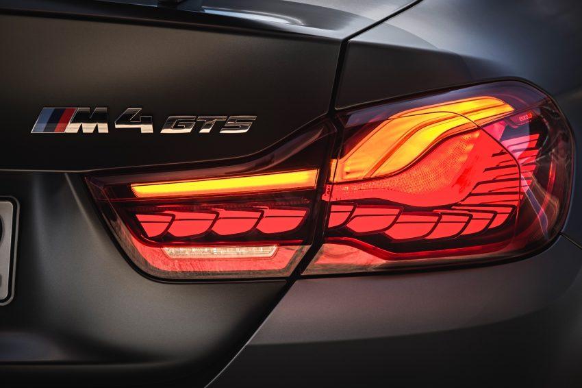 GALLERY: BMW M4 GTS – with E30, E36, E46, E92 M3s Image #477786