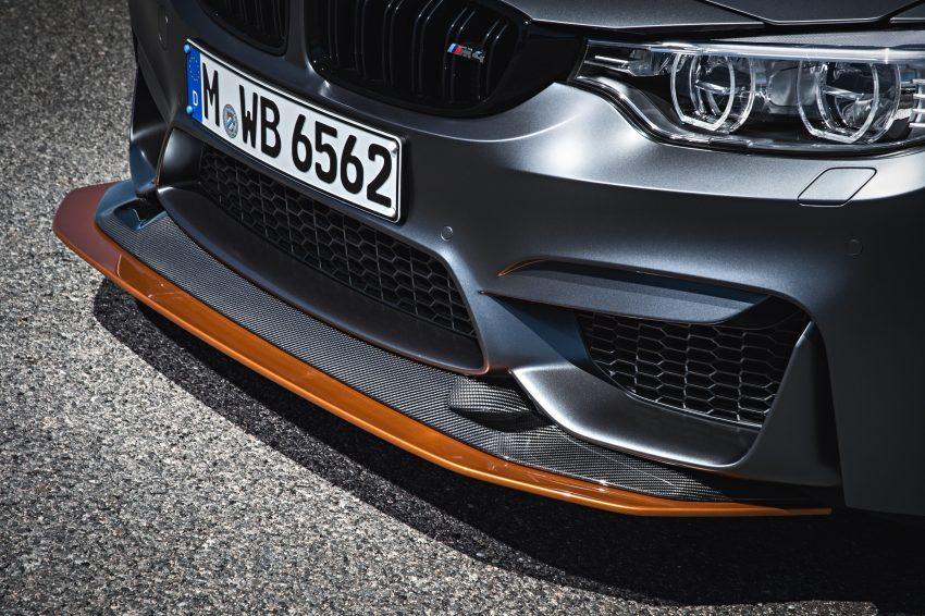 GALLERY: BMW M4 GTS – with E30, E36, E46, E92 M3s Image #477791