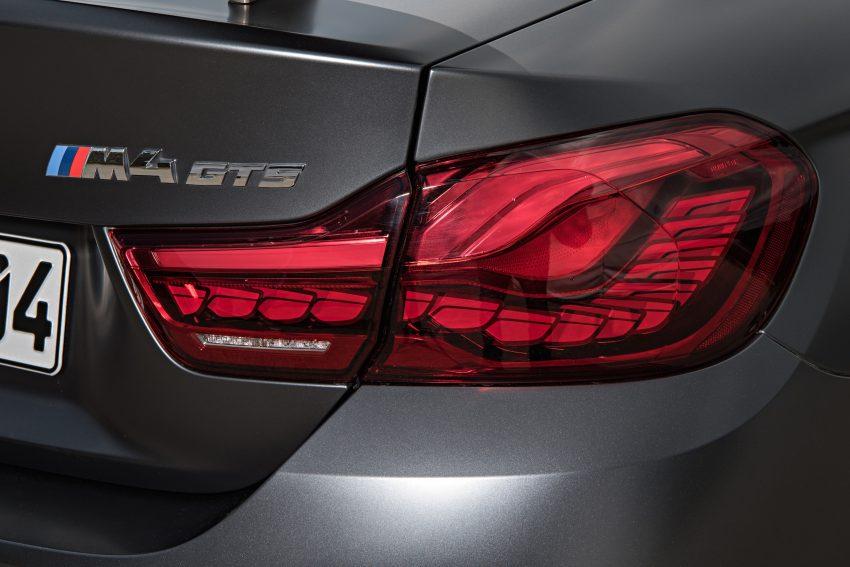 GALLERY: BMW M4 GTS – with E30, E36, E46, E92 M3s Image #477795