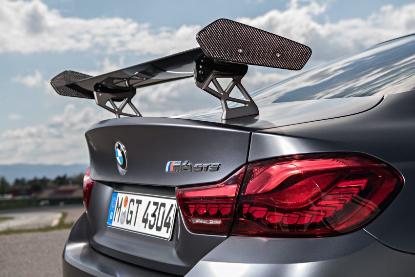 GALLERY: BMW M4 GTS – with E30, E36, E46, E92 M3s Image #477797