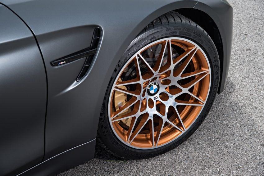 GALLERY: BMW M4 GTS – with E30, E36, E46, E92 M3s Image #477801