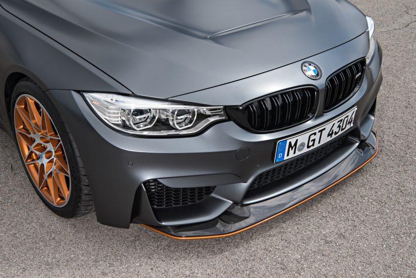 GALLERY: BMW M4 GTS – with E30, E36, E46, E92 M3s Image #477803
