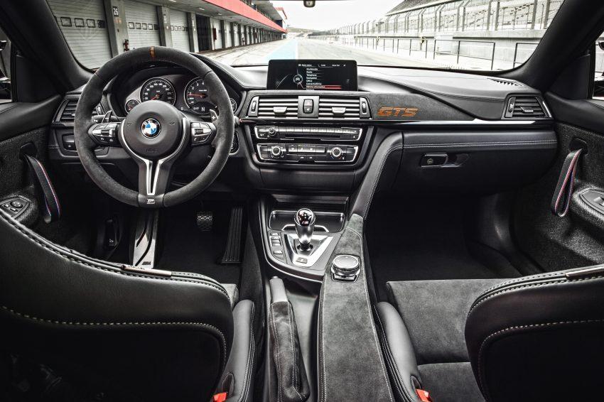 GALLERY: BMW M4 GTS – with E30, E36, E46, E92 M3s Image #477804