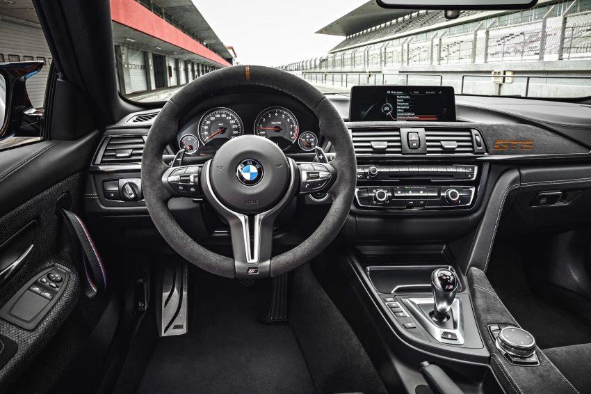 GALLERY: BMW M4 GTS – with E30, E36, E46, E92 M3s Image #477805