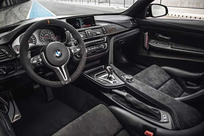 GALLERY: BMW M4 GTS – with E30, E36, E46, E92 M3s Image #477806