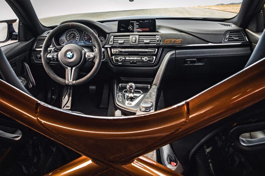 GALLERY: BMW M4 GTS – with E30, E36, E46, E92 M3s Image #477807