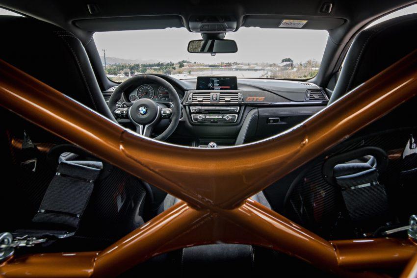 GALLERY: BMW M4 GTS – with E30, E36, E46, E92 M3s Image #477809