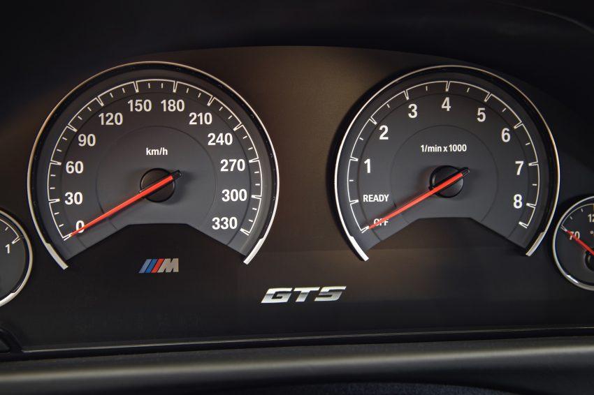GALLERY: BMW M4 GTS – with E30, E36, E46, E92 M3s Image #477814