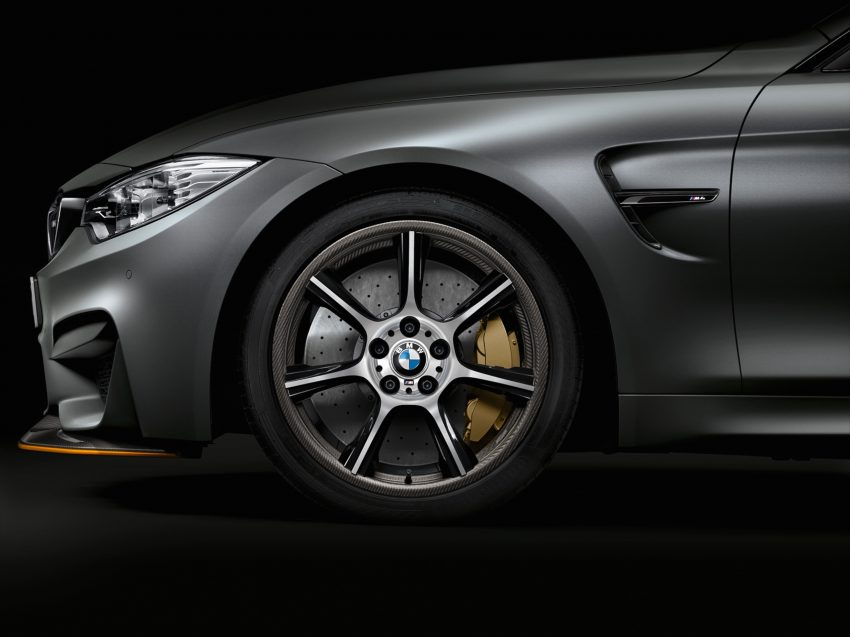 GALLERY: BMW M4 GTS – with E30, E36, E46, E92 M3s Image #477823