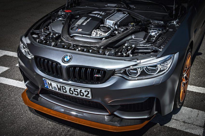 GALLERY: BMW M4 GTS – with E30, E36, E46, E92 M3s Image #477824