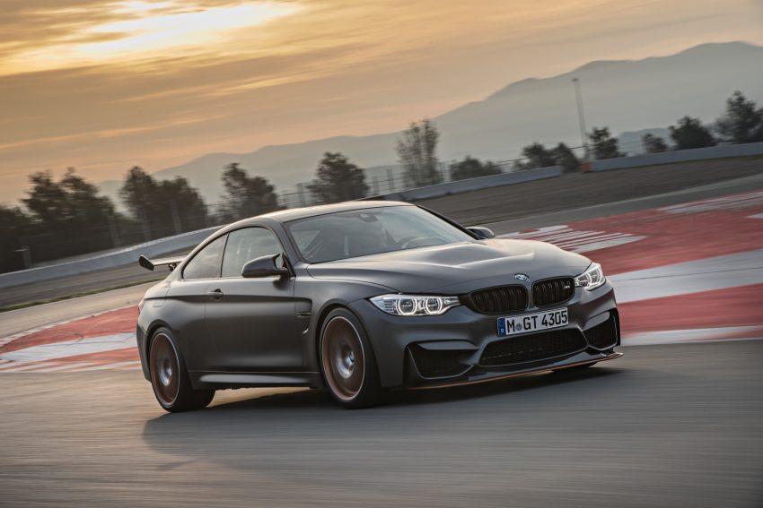 GALLERY: BMW M4 GTS – with E30, E36, E46, E92 M3s Image #477826