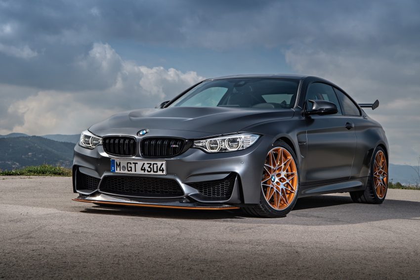 GALLERY: BMW M4 GTS – with E30, E36, E46, E92 M3s Image #477829
