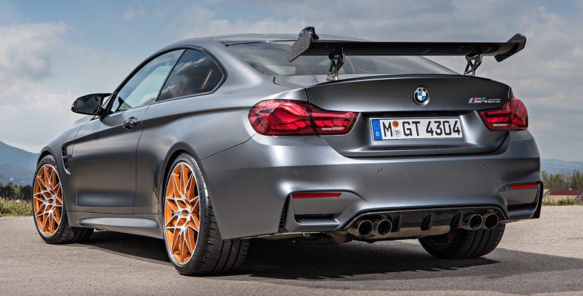GALLERY: BMW M4 GTS – with E30, E36, E46, E92 M3s Image #477830