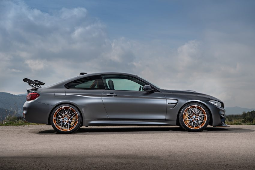 GALLERY: BMW M4 GTS – with E30, E36, E46, E92 M3s Image #477834