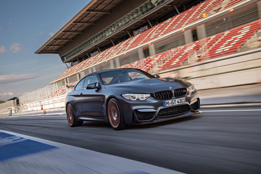 GALLERY: BMW M4 GTS – with E30, E36, E46, E92 M3s Image #477837